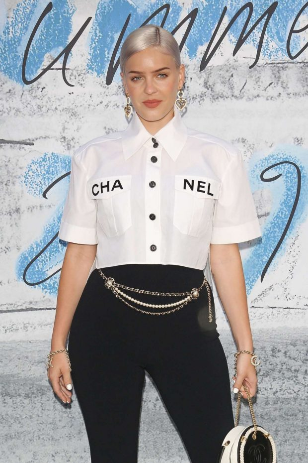 Anne-Marie - Serpentine Gallery Summer Party 2019 in London