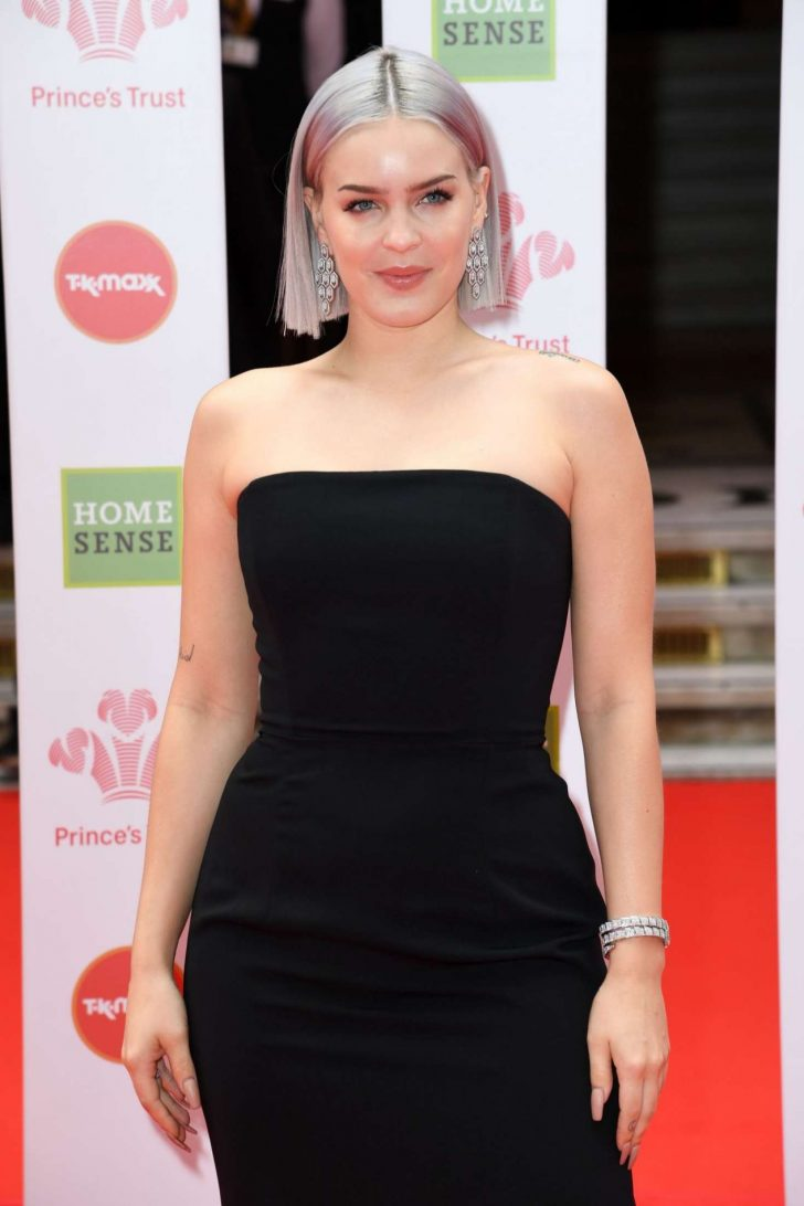 Anne-Marie - The Prince's Trust TKMaxx and Homesense Awards in London