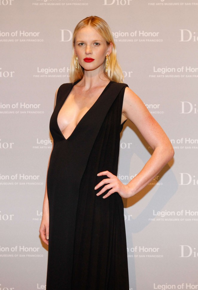 Anne Vyalitsyna - 2015 Mid-Winter Gala in San Francisco
