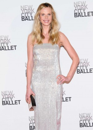 Anne Vyalitsyna  - New York City Ballet Spring Gala in New York