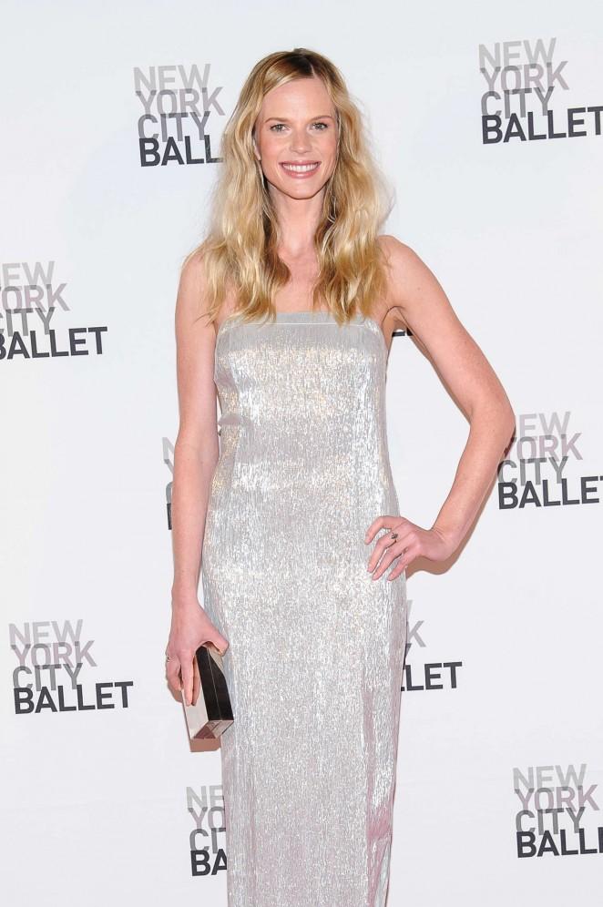 Anne Vyalitsyna  - New York City Ballet Spring Gala in New York