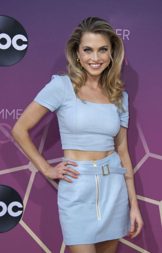 Anne Winters - ABC All-Star Party 2019 in Beverly Hills