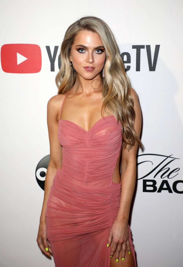Anne Winters - 'Grand Hotel' Premiere in Miami Beach