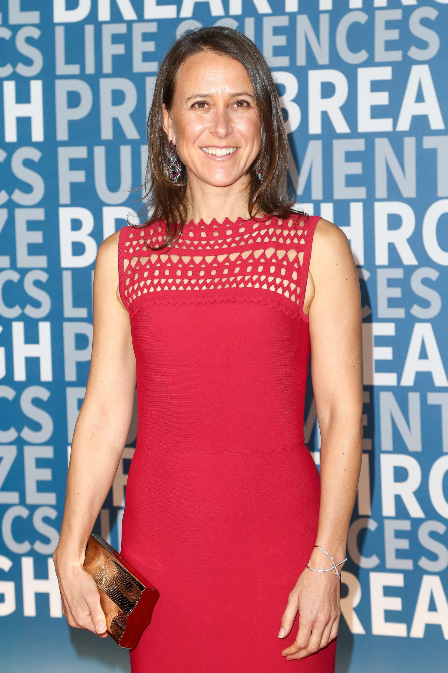 Anne Wojcicki - 5th Annual Breakthrough Prize Ceremony in Mountain View