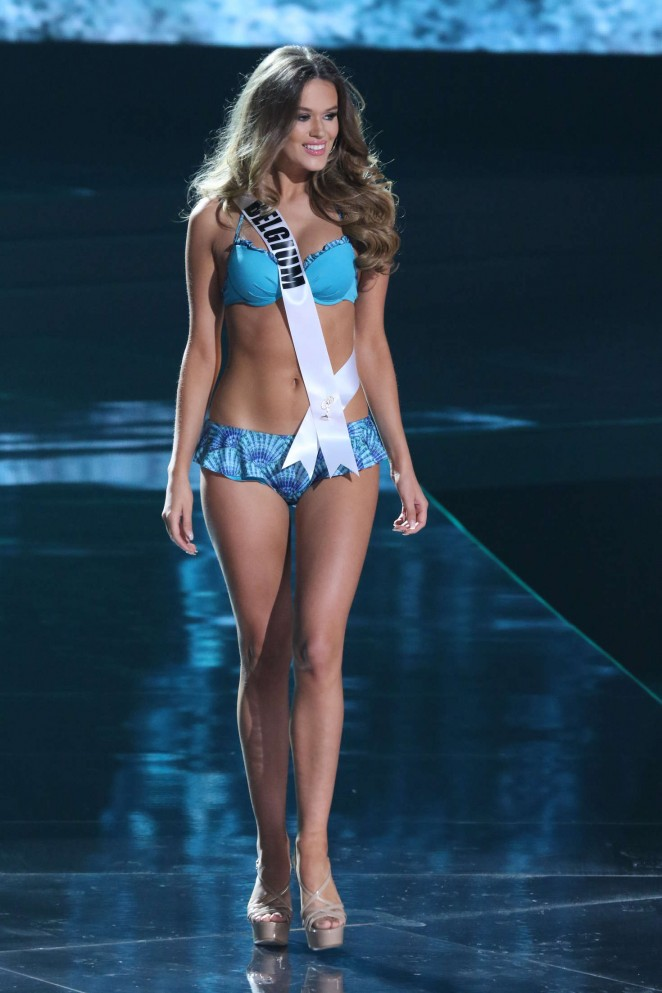 Annelies Toros - Miss Universe 2015 Preliminary Round in Las Vegas