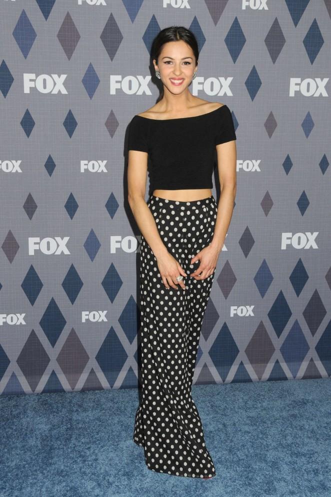 Annet Mahendru - FOX TCA Winter 2016 All-Star Party in Pasadena