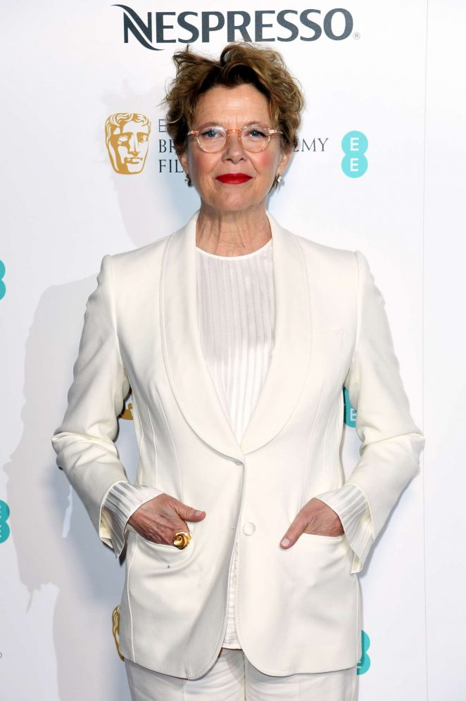 Annette Bening - 2018 BAFTA Nominees Party in London