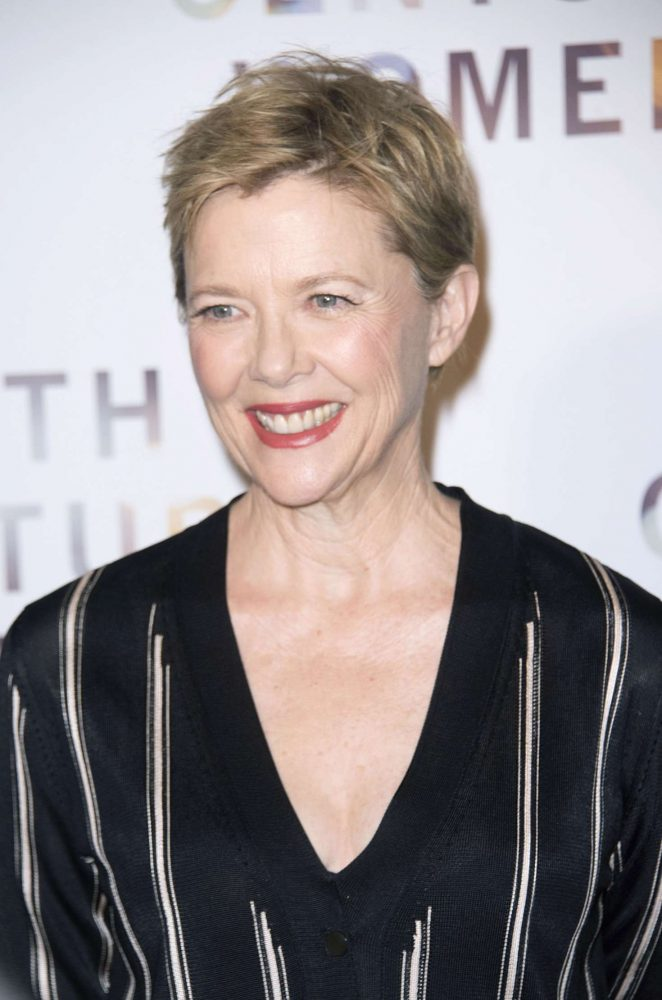 Annette Bening - '20Th Century Women' Premiere in Paris