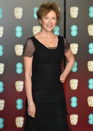 Annette Bening - 2018 BAFTA Awards in London
