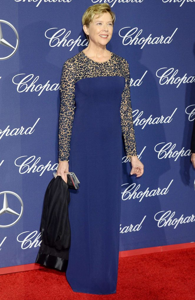 Annette Bening - Palm Springs International Film Festival Awards Gala in Palms Spring