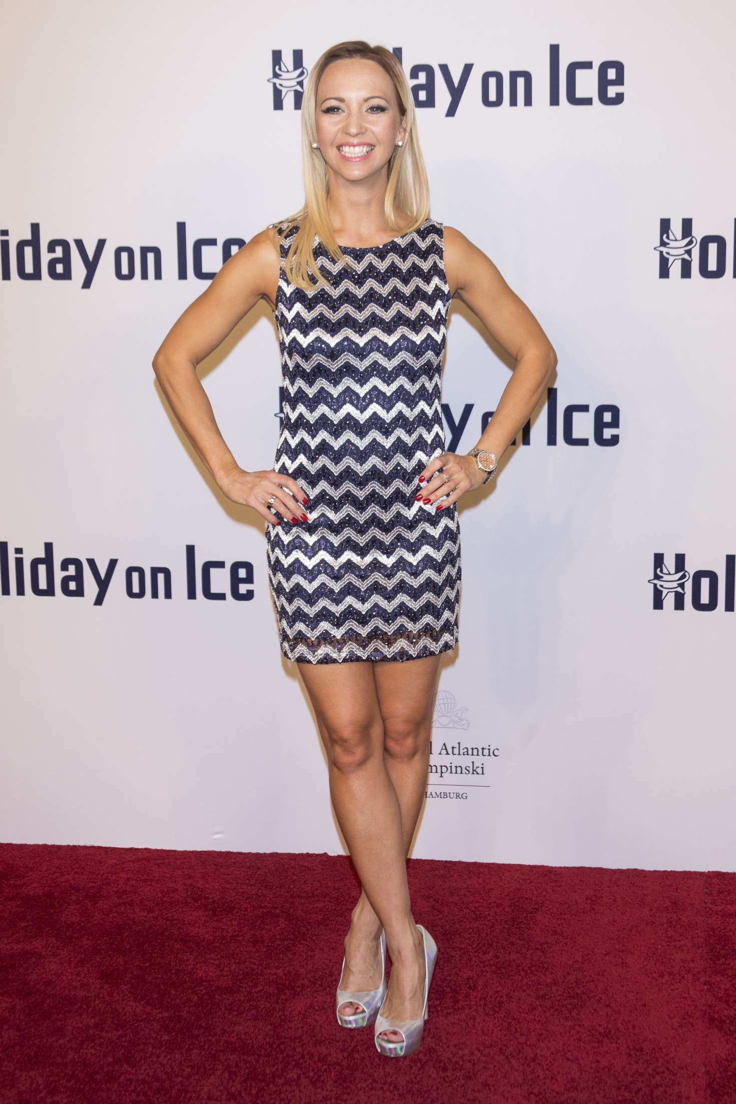Annette Dytrt - Holiday on Ice Gala 2016 in Hamburg