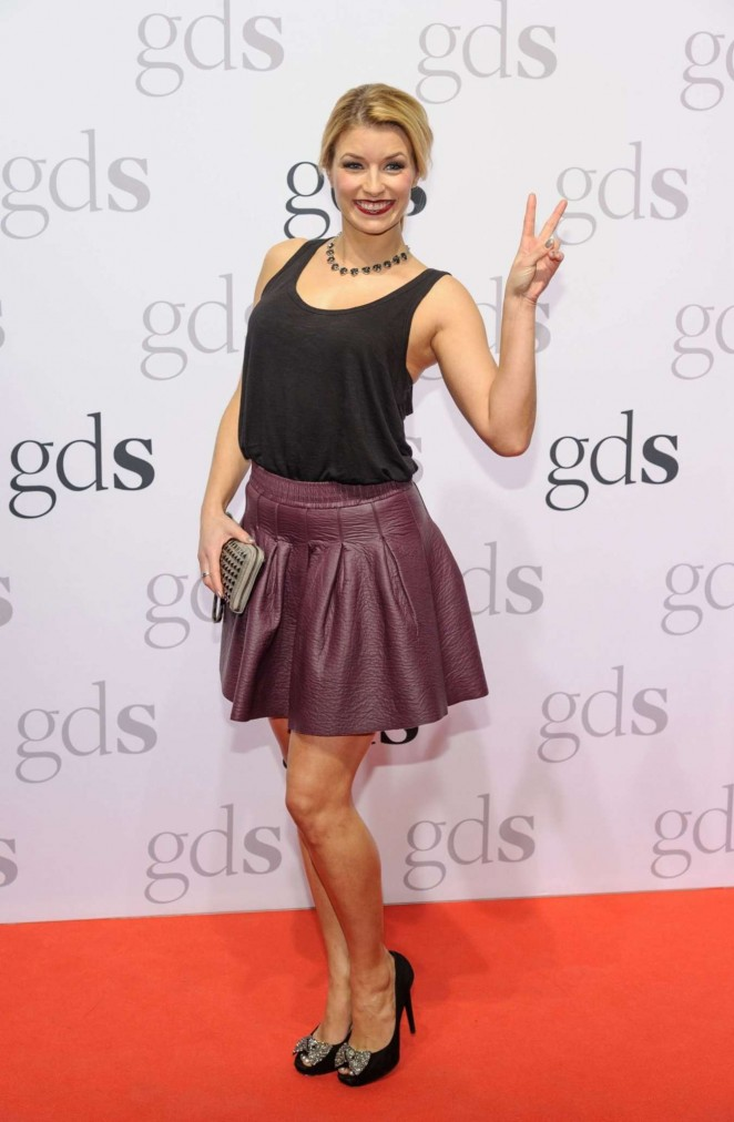 Annica Hansen - GDS Grand Opening Party in Dusseldorf