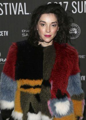 Annie Clark - 'XX' Premiere at 2017 Sundance Film Festival in Utah