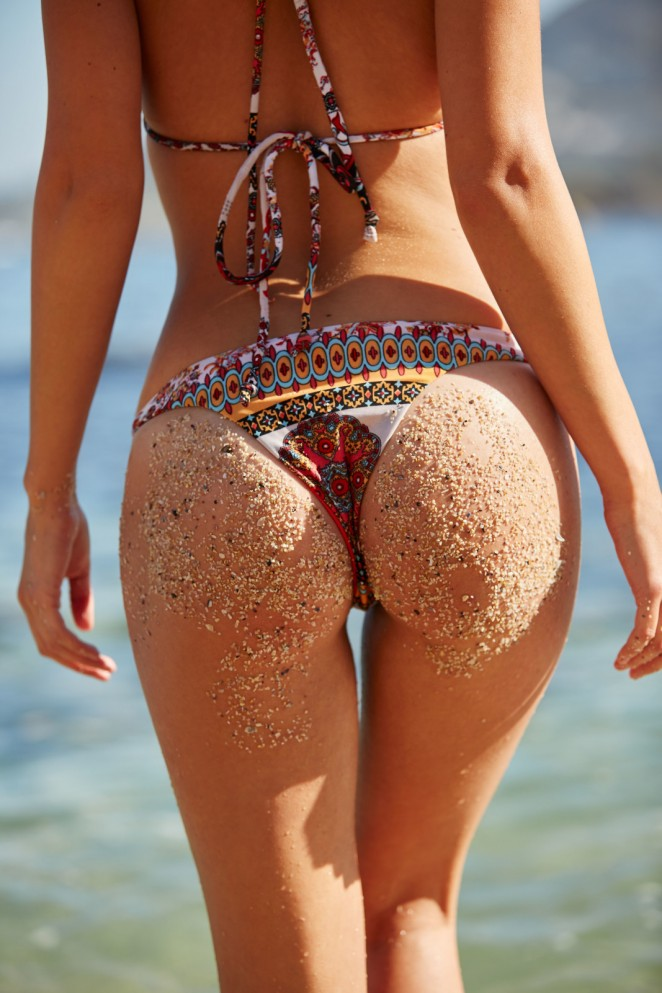 Annie Ericson - Bikini photoshoot
