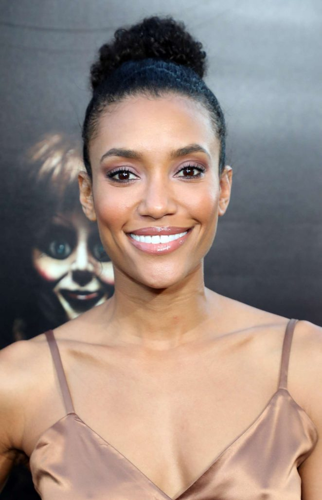 Annie Ilonzeh - 'Annabelle: Creation' Premiere in Los Angeles