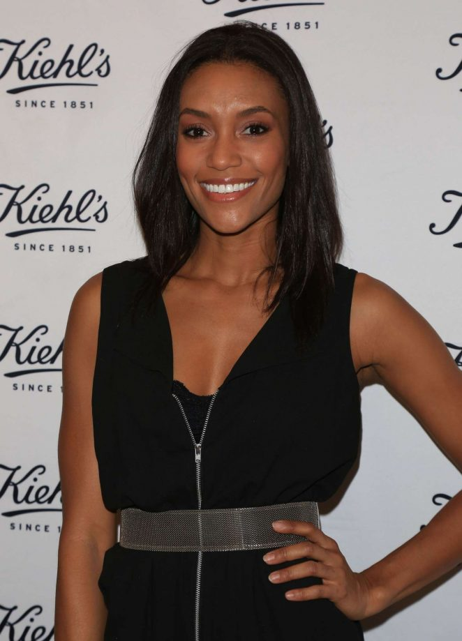 Annie Ilonzeh - Kiehl's LifeRide For The Ovarian Cancer Research Fund Alliance in LA