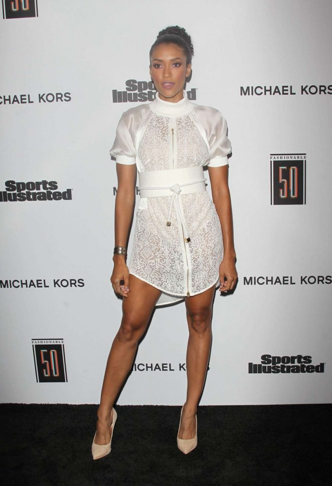 Annie Ilonzeh – SI Fashionable 50 Party in LA
