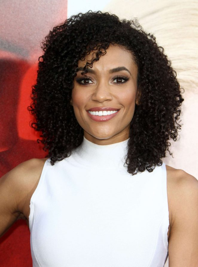 Annie Ilonzeh - 'Unforgettable' Premiere in Los Angeles
