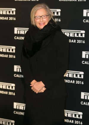 Annie Leibovitz - Pirelli Calendar 2016 Gala Evening in London