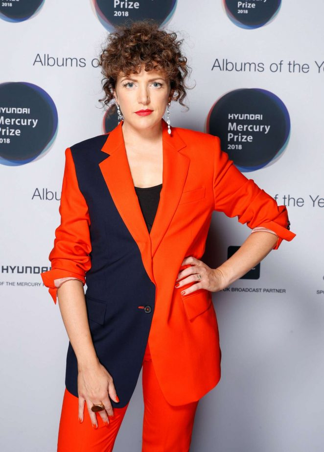 Annie Mac - Mercury Prize Albums of the Year in London