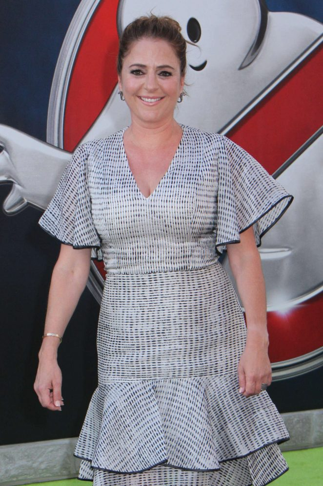 Annie Mumolo - 'Ghostbusters' Premiere in Hollywood