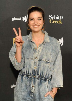 Annie Murphy - 'Schitt's Creek' Season 4 Premiere in Hollywood