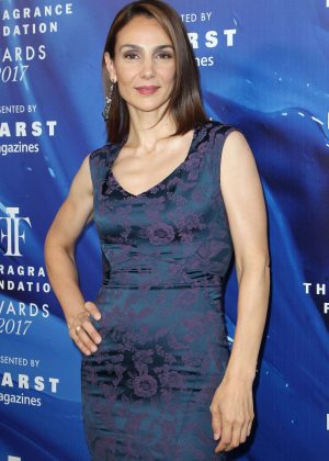 Annie Parisse - 2017 Fragrance Foundation Awards in New York City