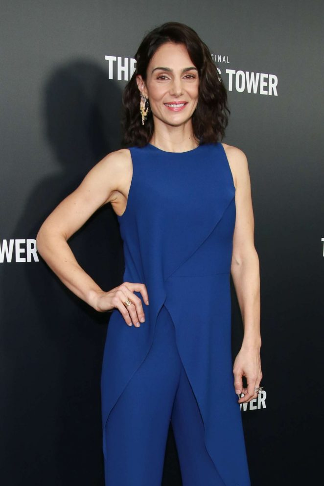 Annie Parisse - 'The Looming Tower' Premiere in New York