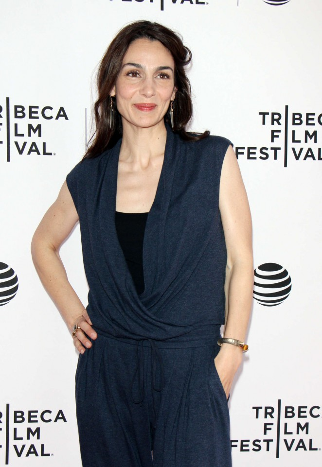 Annie Parisse - 'The Night Of' Screening at 2016 Tribeca Film Festival in NY