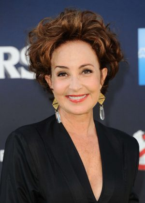 Annie potts ghostbusters premiere in hollywood