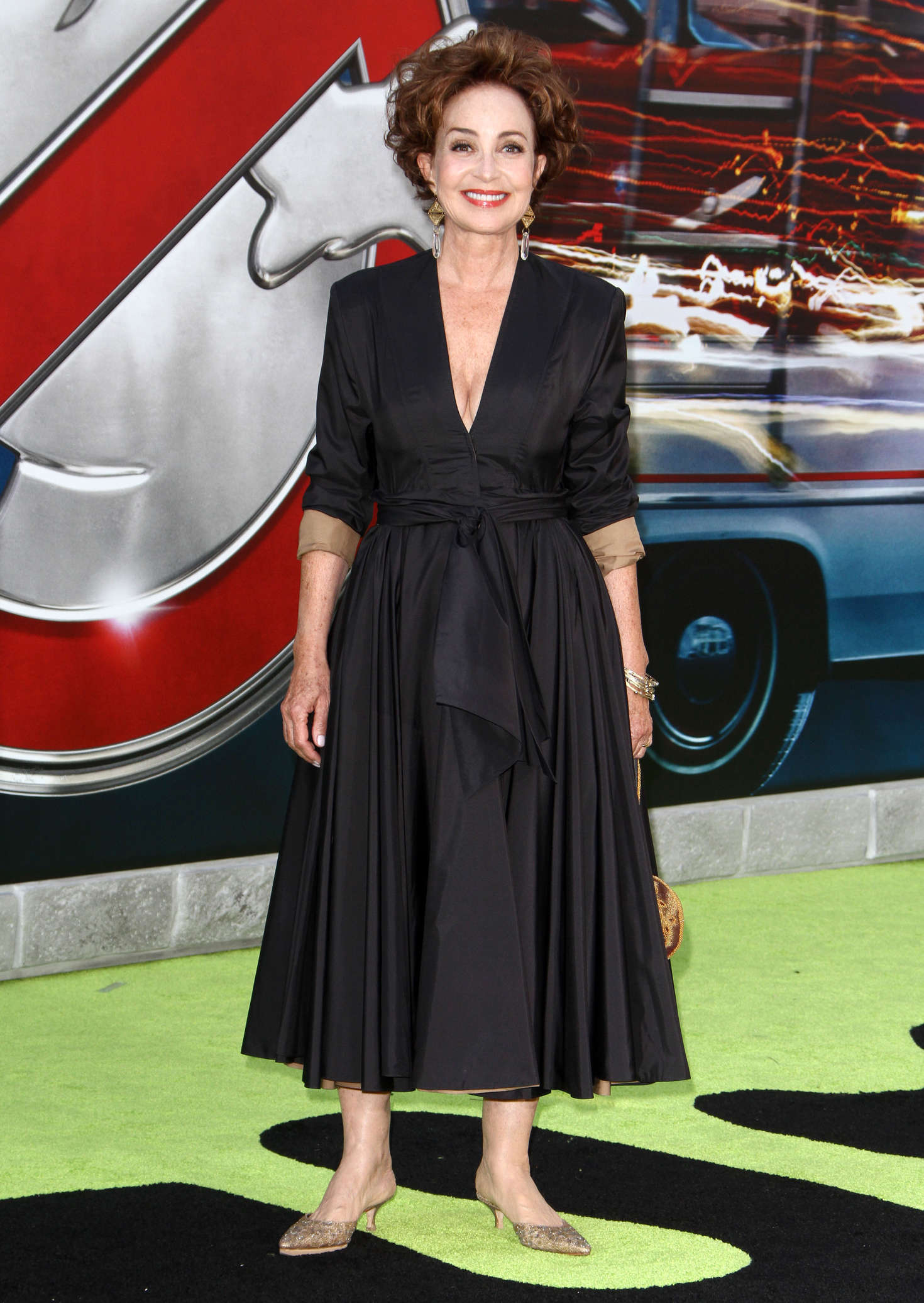 Annie Potts – 'Ghostbusters' Premiere in Hollywood – GotCelebAnnie Potts 2013