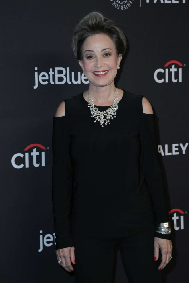 Annie Potts - 'The Big Bang Theory' Presentation at Paleyfest in Los Angeles