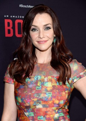 Annie Wersching - 'Bosch' Season 2 Premiere in West Hollywood