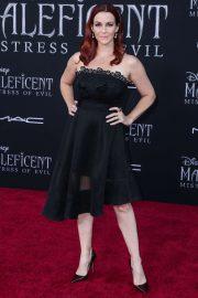 Annie Wersching - 'Maleficent: Mistress of Evil' Premiere in Los Angeles