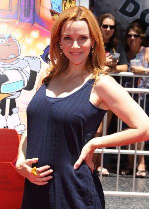 Annie Wersching - 'Teen Titans Go! To The Movies' Premiere in Los Angeles