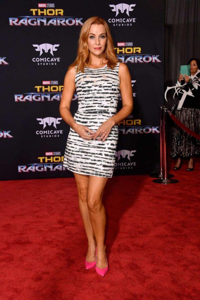 Annie Wersching - 'Thor: Ragnarok' Premiere in Los Angeles