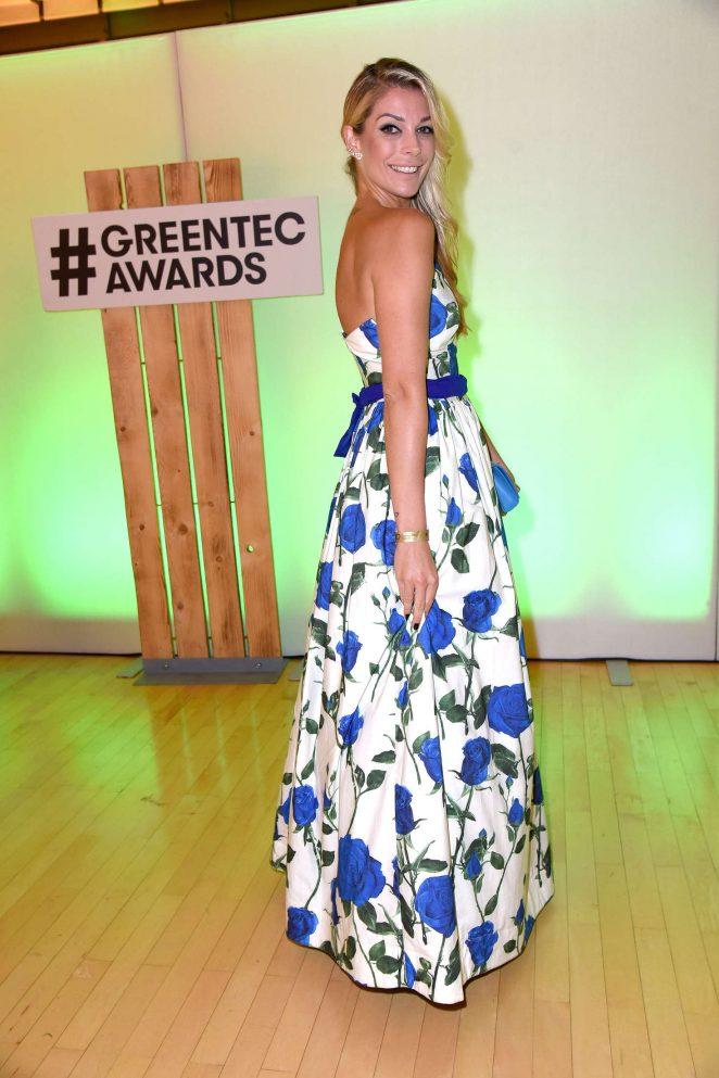 Annika Gassner - GreenTec Awards 2016 in Munich