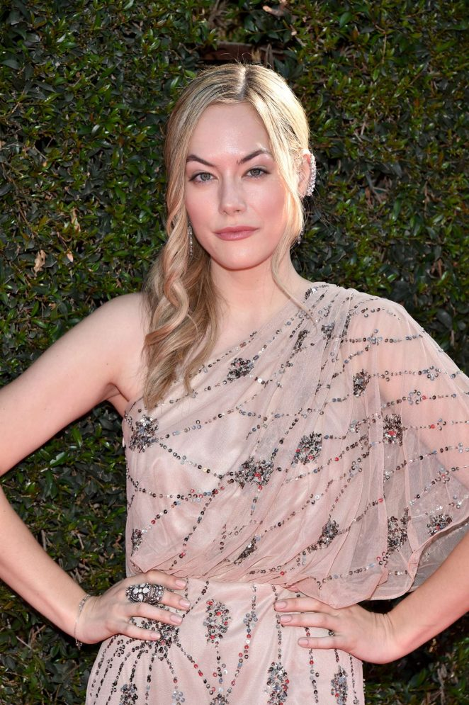 Annika Noelle - 2018 Daytime Creative Arts Emmy Awards in LA