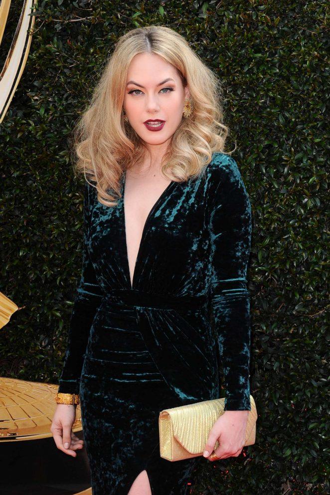 Annika Noelle - 2018 Daytime Emmy Awards in Pasadena