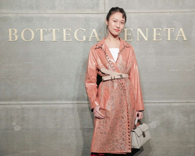 Anny Fan - Bottega Veneta Fashion Show 2018 in New York