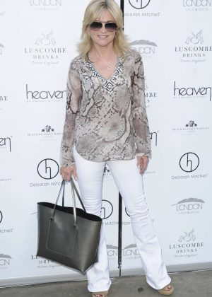 Anthea Turner - An Evening with Deborah Mitchell in London