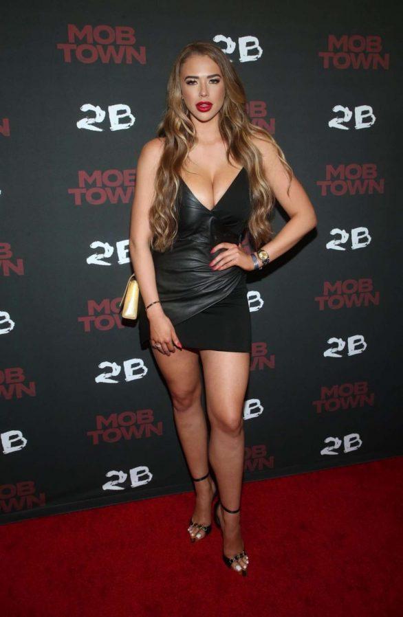 Antje Utgaard - 'Mob Town' Premiere in Los Angeles