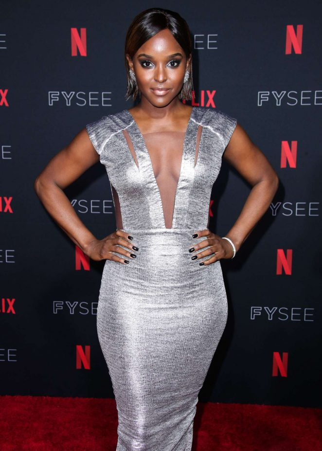 Antoinette Robertson - Netflix FYSee Kick-Off Event in Los Angeles