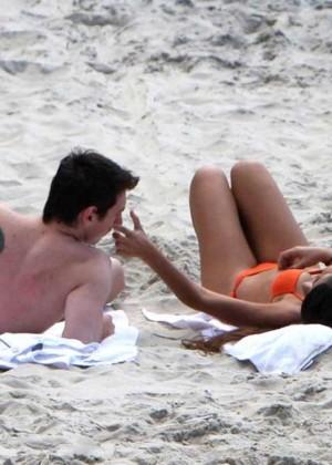 Antonella Roccuzzo hot in bikini -03