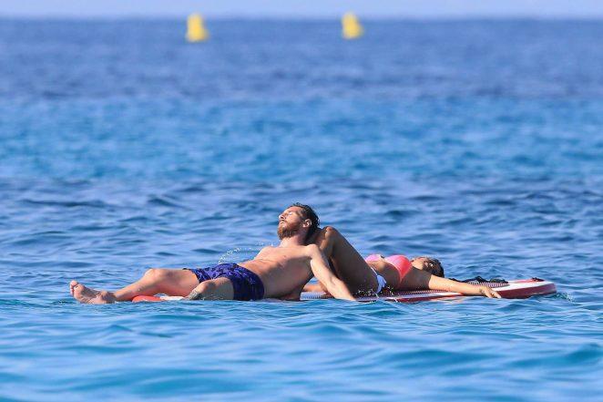 Antonella Roccuzzo pics: bikini 2016 in Ibiza-22