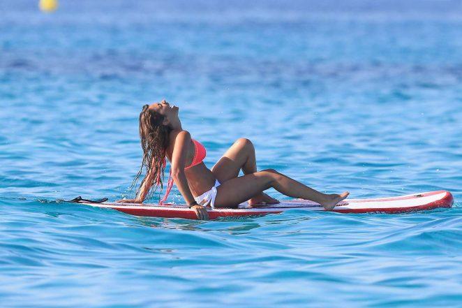 Antonella Roccuzzo pics: bikini 2016 in Ibiza-28