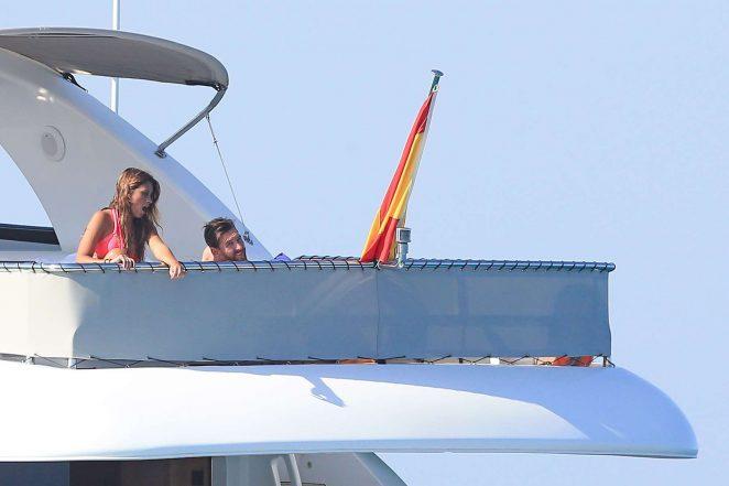 Antonella Roccuzzo pics: bikini 2016 in Ibiza-29