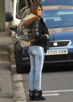 Antonella Roccuzzo - Out and about