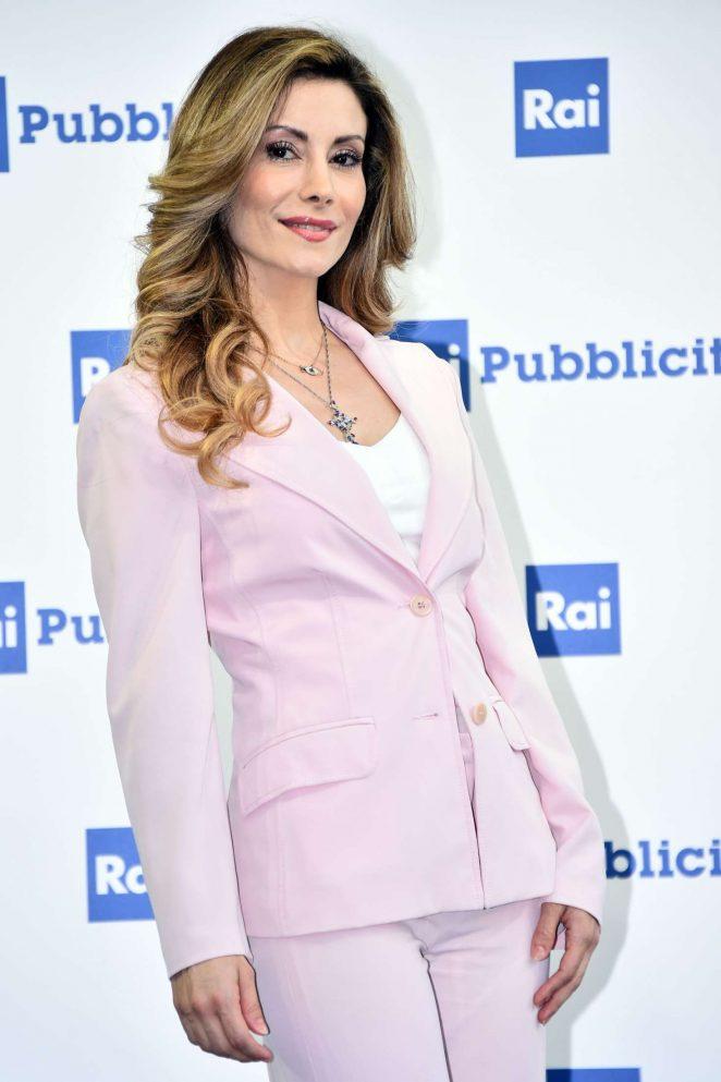 Antonella Salvucci - Presentation Palinsesti Rai in Rome