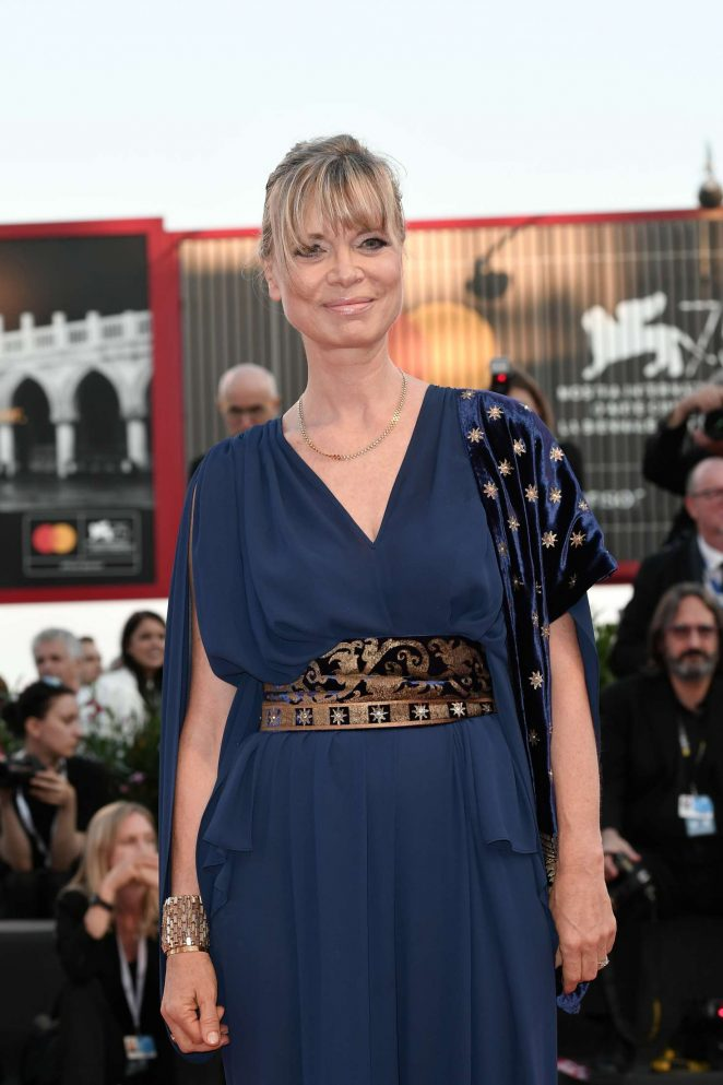 Antonia Sautter - 22nd July Premiere - 2018 Venice Film Festival